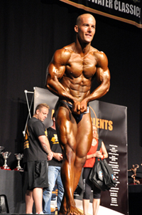Business Development Manager 2011 WFF Mr Victoria, Class 1, 2011 WFF Mr Australia, Class 1, 3rd place