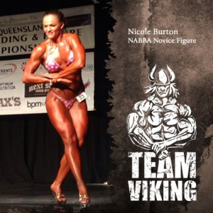 NABBA Novice Figure