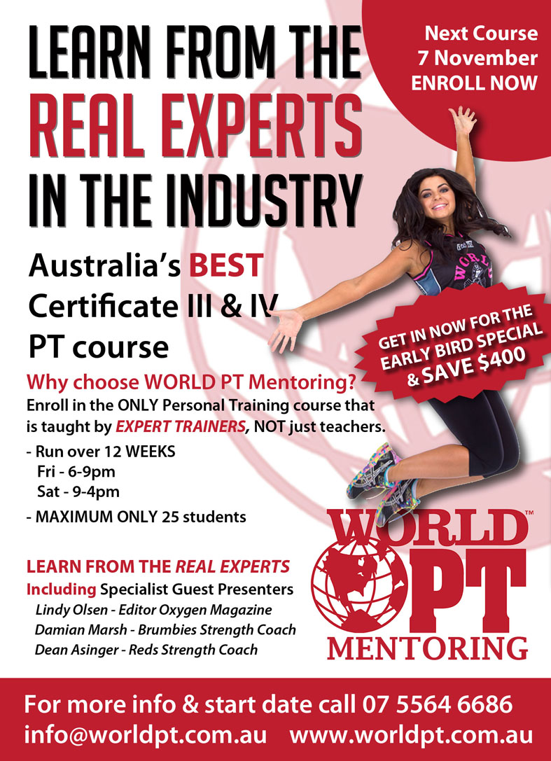World PT Mentoring